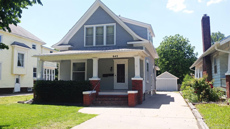 642 S Santa Fe Avenue, Salina, KS 67401