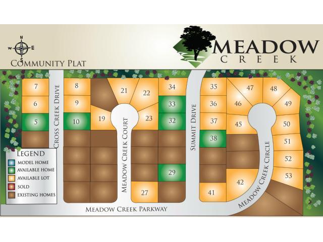 16909 MEADOW CREEK Court, Belton, MO 64012
