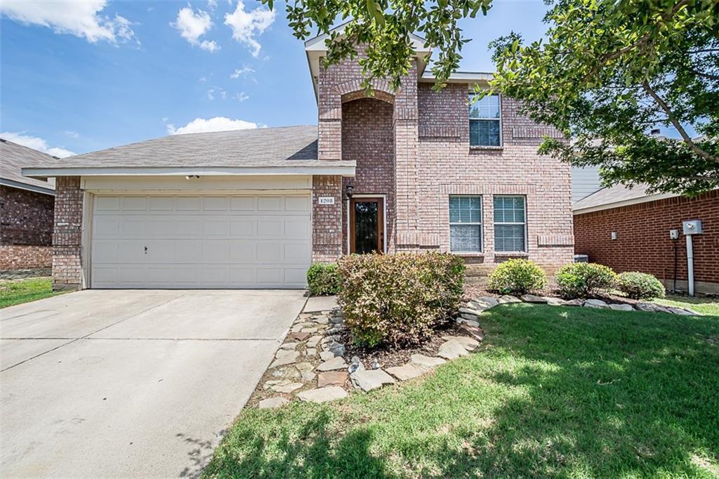 1208 Sage Drive, Princeton, TX 75407