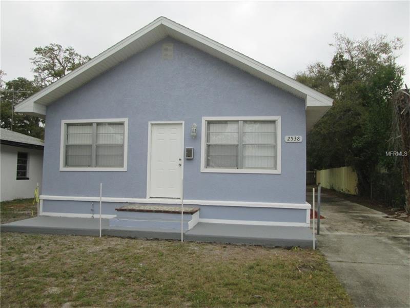 2538 BAYSIDE DRIVE S, ST PETERSBURG, FL 33705