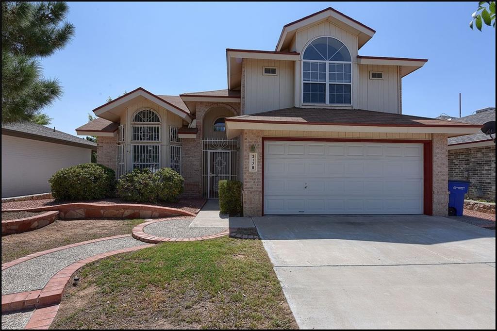3178 Crazy Horse Drive, El Paso, TX 79936