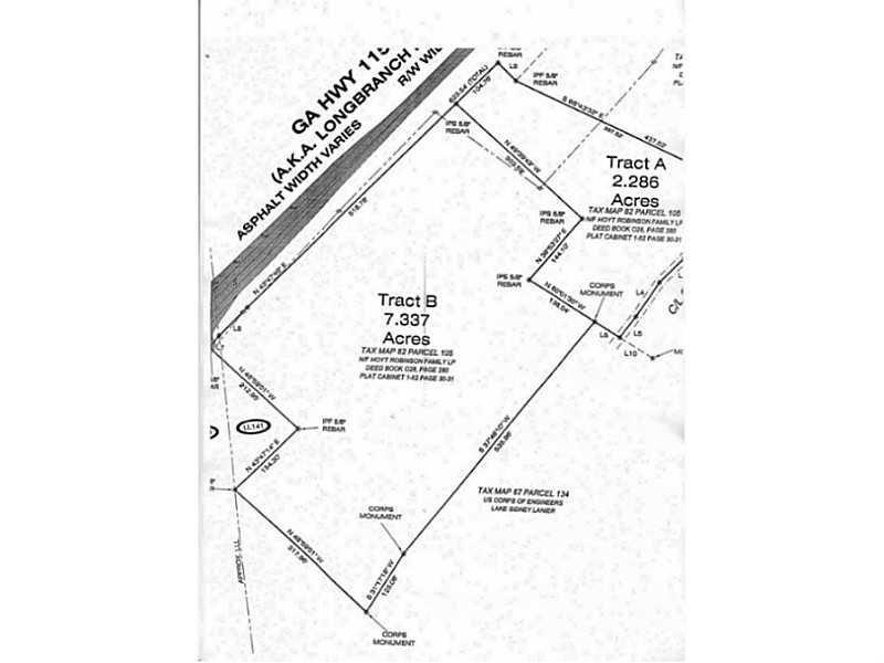 00 Long Branch Road, Dahlonega, GA 30533