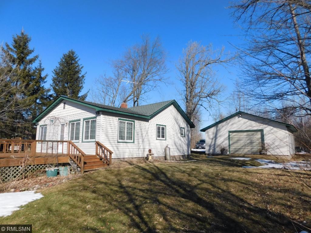 9805 N Mudhen Lake Road, Siren, WI 54872