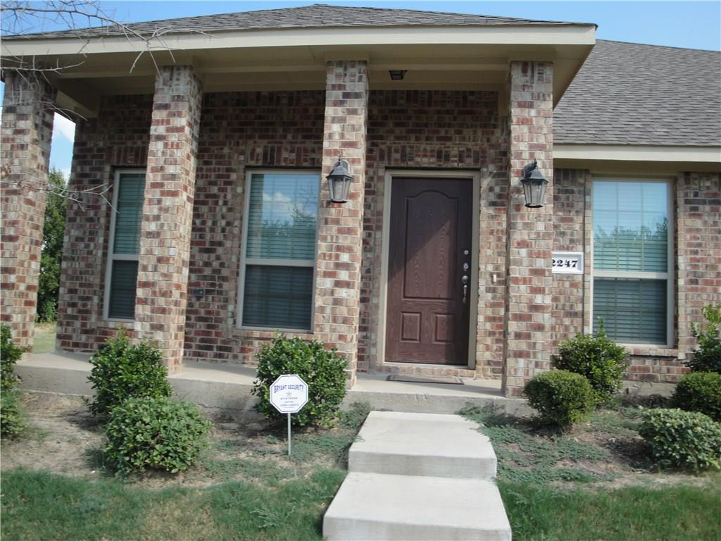 2247 Colby Lane, Wylie, TX 75098