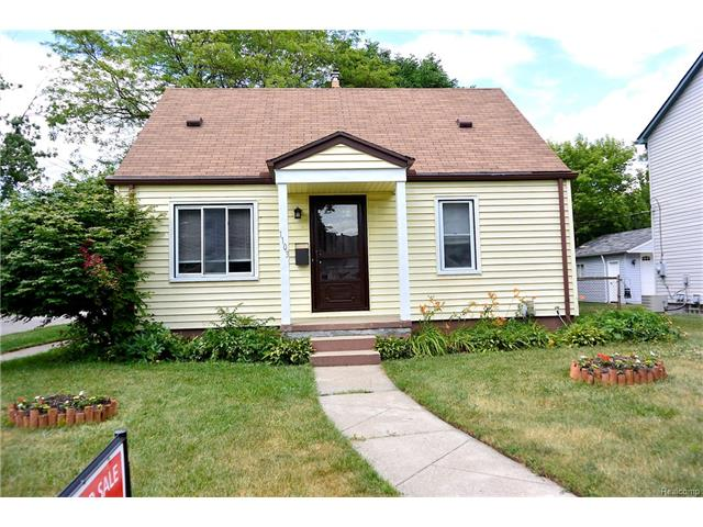 1103 Whitcomb Avenue, Royal Oak, MI 48073