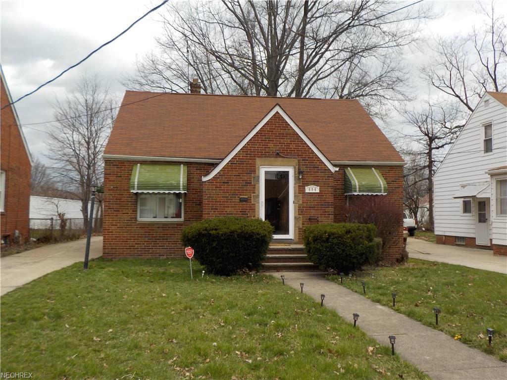 604 E 260th St, Euclid, OH 44132