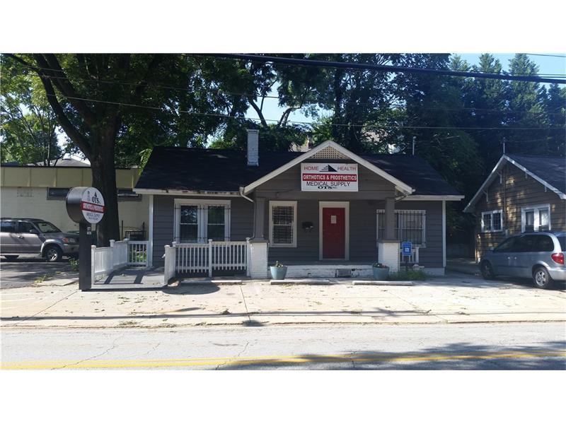 577 NE Ralph McGill Boulevard, Atlanta, GA 30312