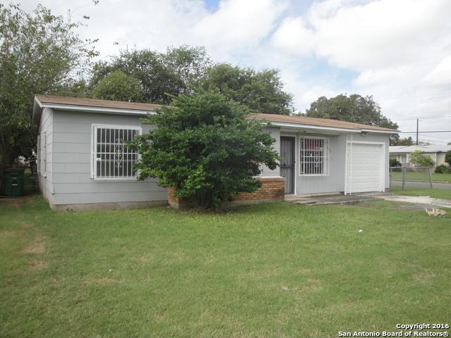 103 NELLINA ST, San Antonio, TX 78220