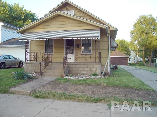 1514 S ARAGO, Peoria, IL 61605