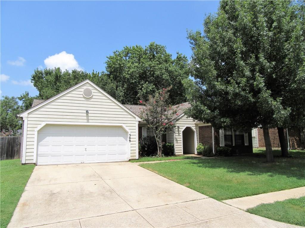 309 Sage Lane, Euless, TX 76039
