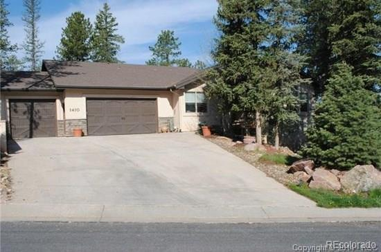 1410 Masters Drive, Woodland Park, CO 80863
