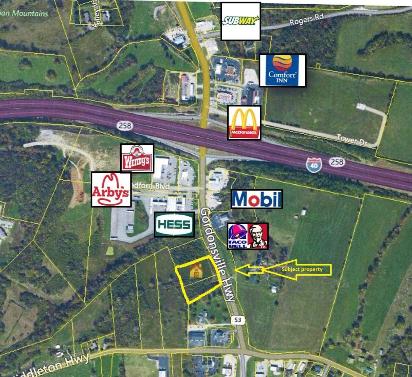 508 Gordonsville Hwy, Gordonsville, TN 38563