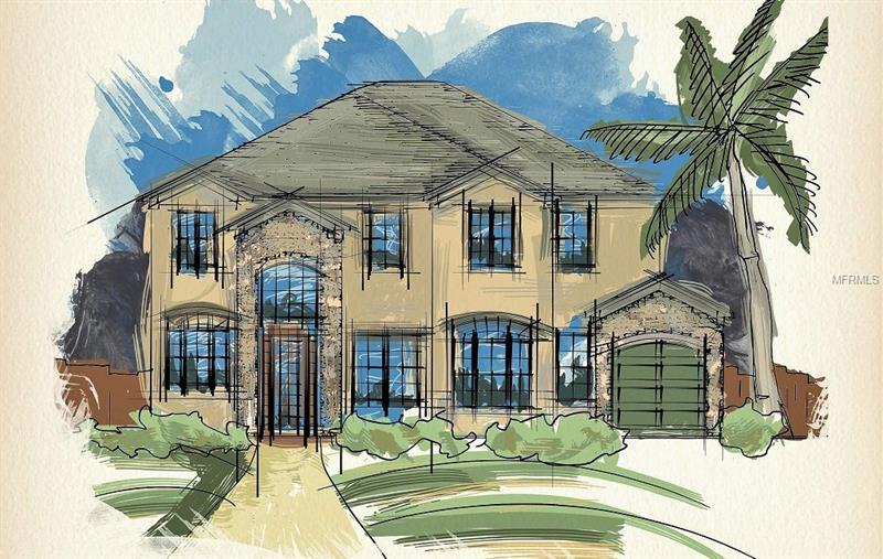 "Pre-Construction. To be built. ANOTHER QUALITY NEW CONSTRUCTION HOME BY BAYSHORE CUSTOM HOMES. Located on an oversized 100' x 124'. home site in the desirable Mabry, Coleman & Plant HS district. This lovely custom home will include all of the upgraded featuresthat come standard with Bayshore Custom Homes; Including Hi-impact windows and doors; Hand scraped, distressed 5"" plank Hickory wood flooring; 10' ceilings on first and second level, gourmet kitchen with client's choice of either Viking or Jenn-Air SS appliance package and