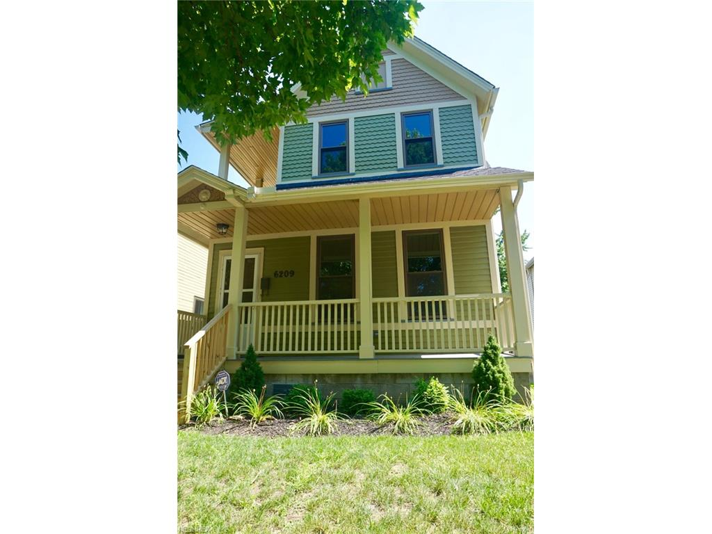 6209 W Clinton Ave, Cleveland, OH 44102