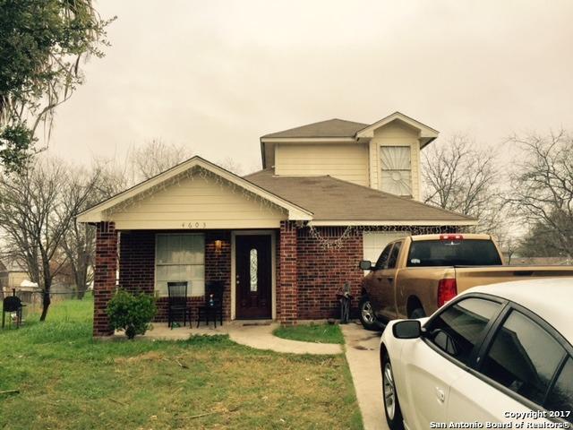 4603 ELIZABETH ALYN, San Antonio, TX 78237