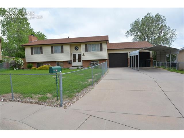 827 Drew Drive, Colorado Springs, CO 80911