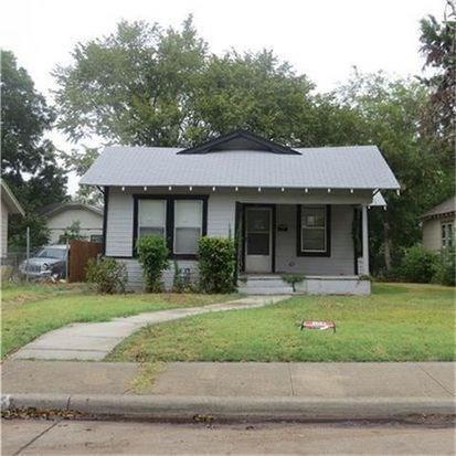 1411 Padgitt Avenue, Dallas, TX 75203