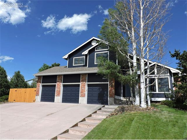 8645 Chapel Square Court, Colorado Springs, CO 80920