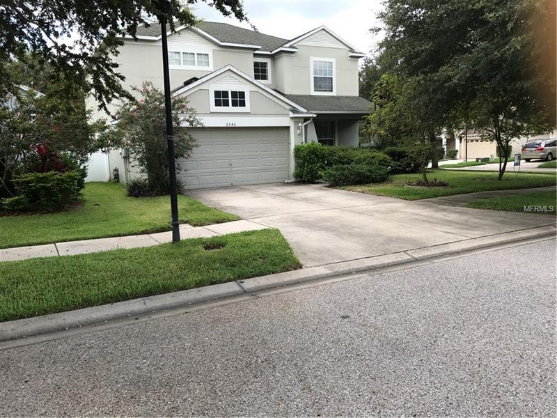 2546 CROSS MORE STREET, VALRICO, FL 33594