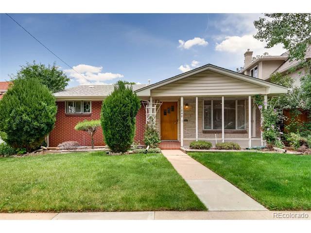 1040 Fillmore Street, Denver, CO 80206