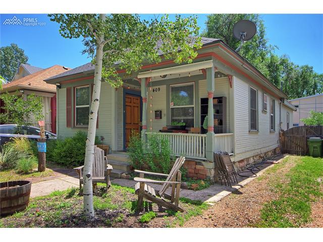 409 E Caramillo Street, Colorado Springs, CO 80907