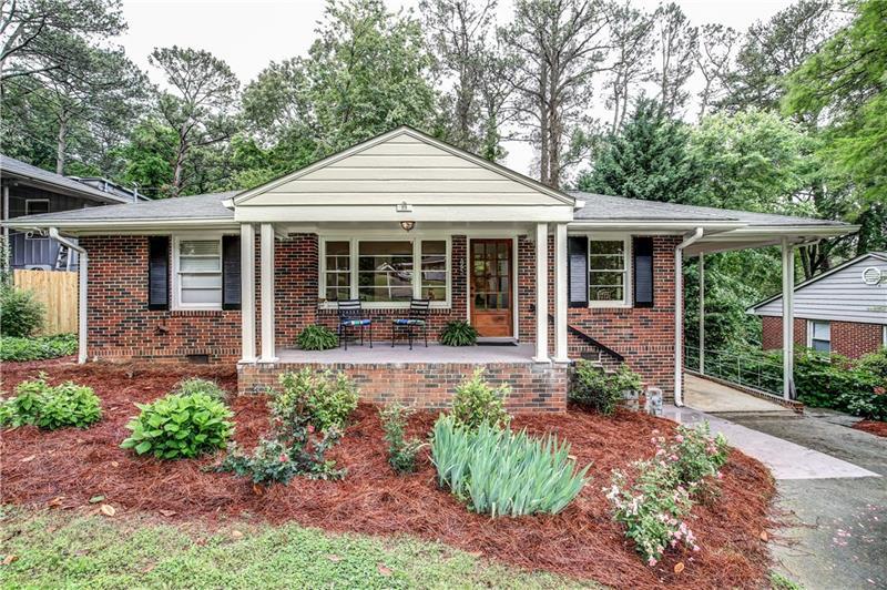 1851 NE Jan Hill Lane, Atlanta, GA 30329