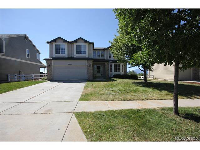 4224 Aryshire Lane, Colorado Springs, CO 80922