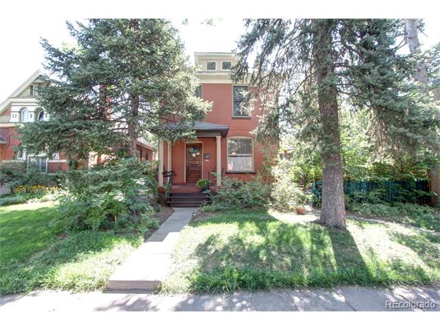 272 S Sherman Street, Denver, CO 80209