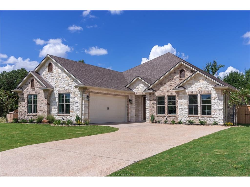 3026 BALSAM Court, Bryan, TX 77807