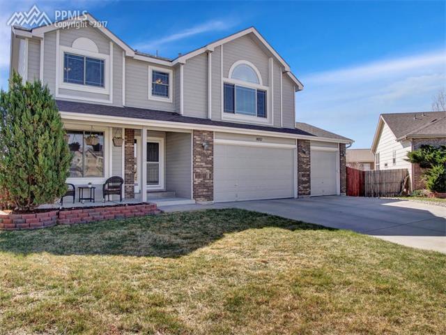 8012 Radcliff Drive, Colorado Springs, CO 80920