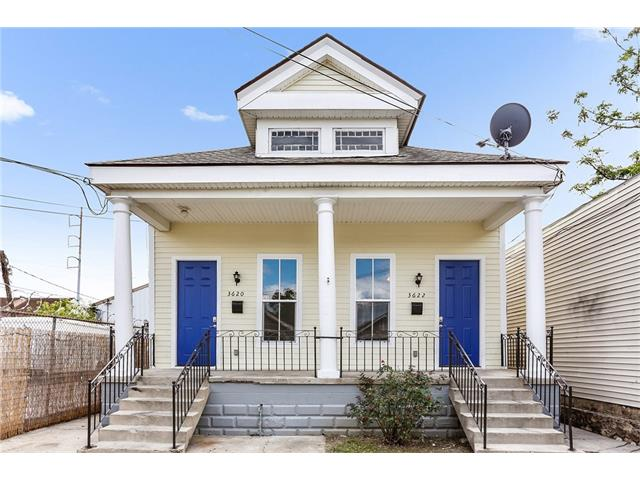 3620 BAUDIN Street, New Orleans, LA 70119
