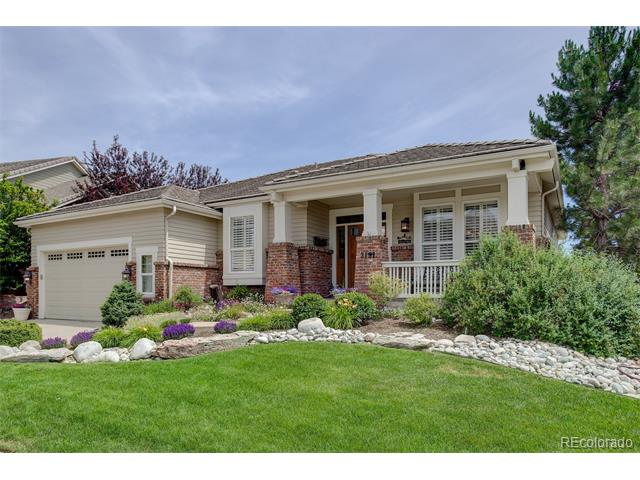 3191 Rockbridge Drive, Highlands Ranch, CO 80129