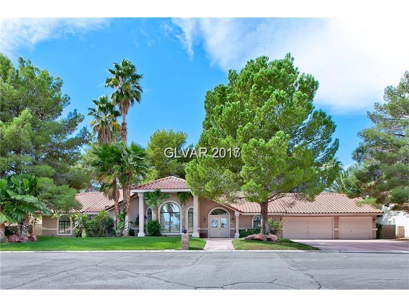 1901 SKI SLOPE Circle, Las Vegas, NV 89117