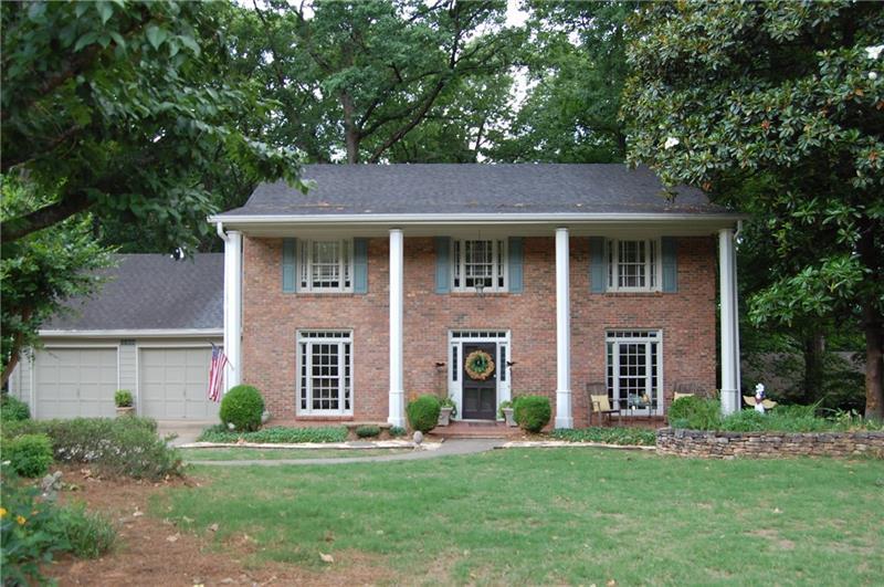 5566 Benton Woods Drive, Atlanta, GA 30342