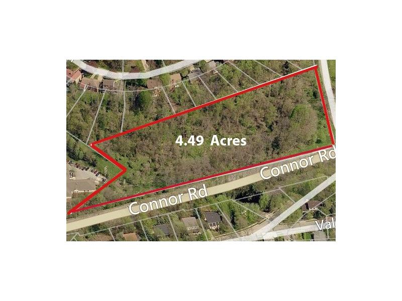 Lot Connor Road - Terrace Road, Pittsburgh, PA 15234