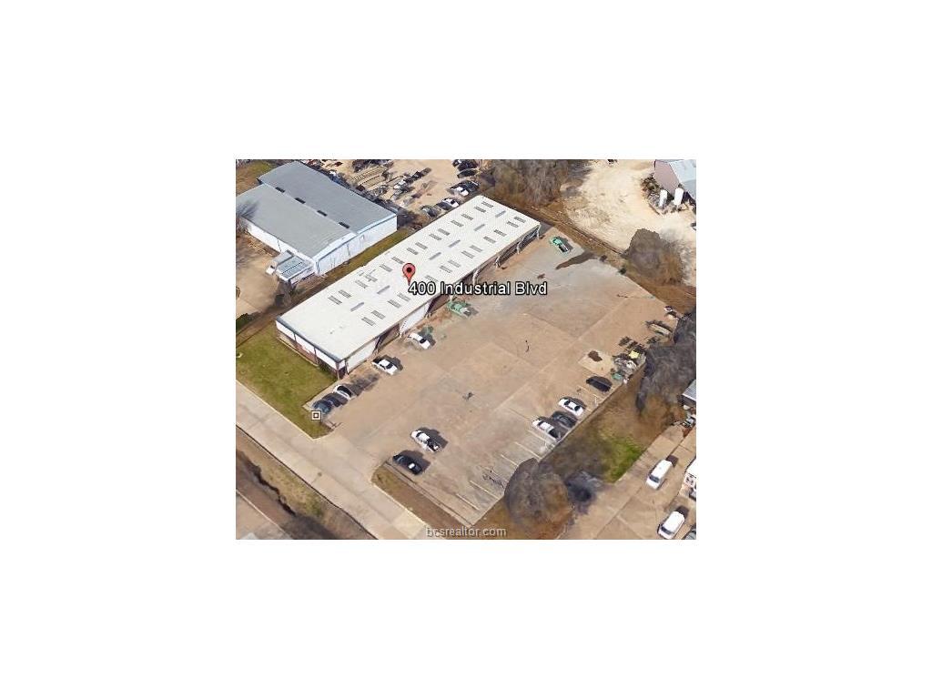 400 Industrial Blvd, Bryan, TX 77801