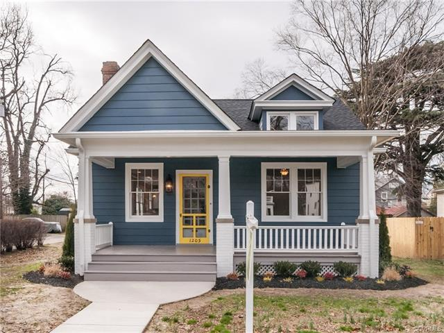 1205 Stanhope Avenue, Richmond, VA 23227