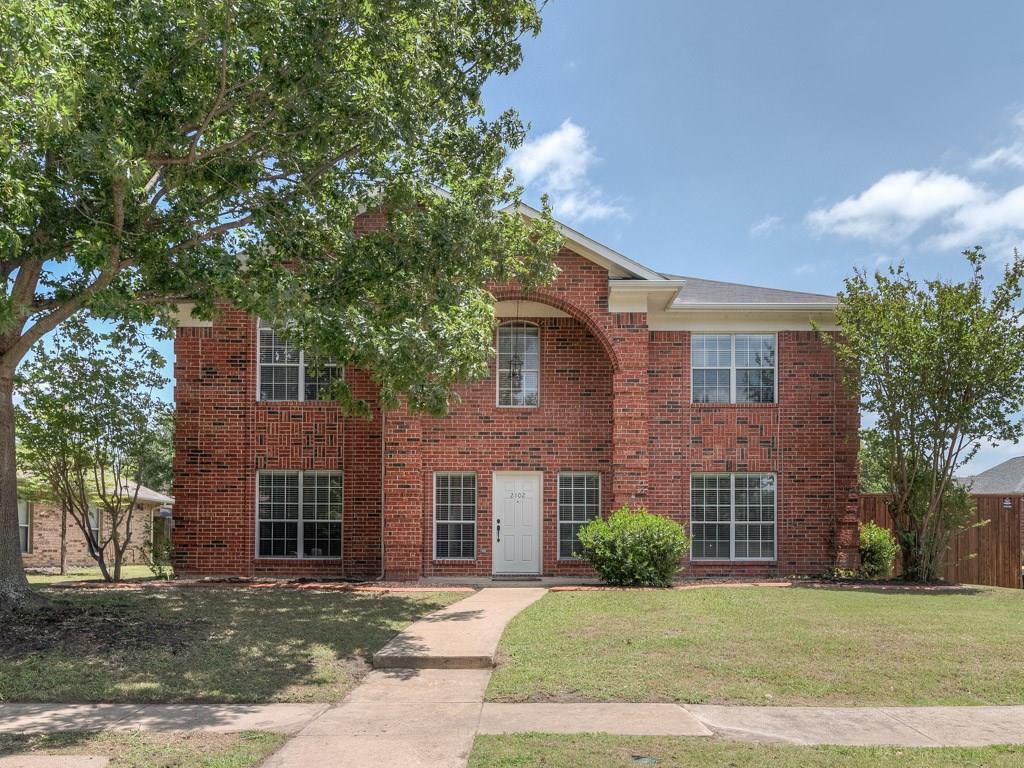 2102 Loretta Lane, Rowlett, TX 75088