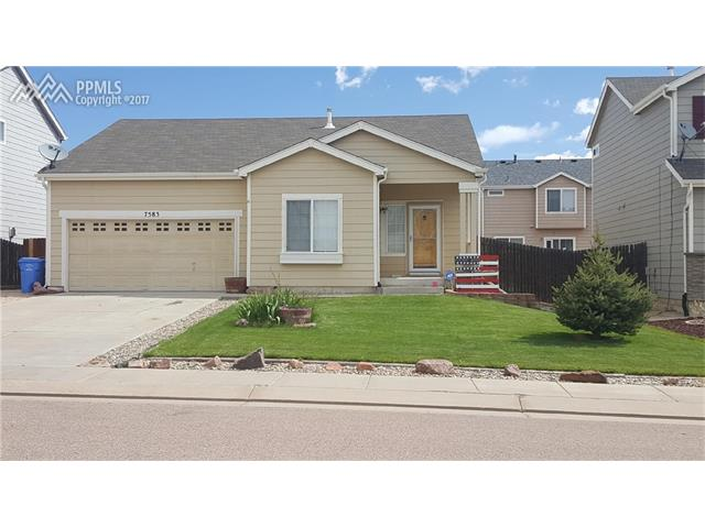 7583 Coffee Road, Peyton, CO 80831