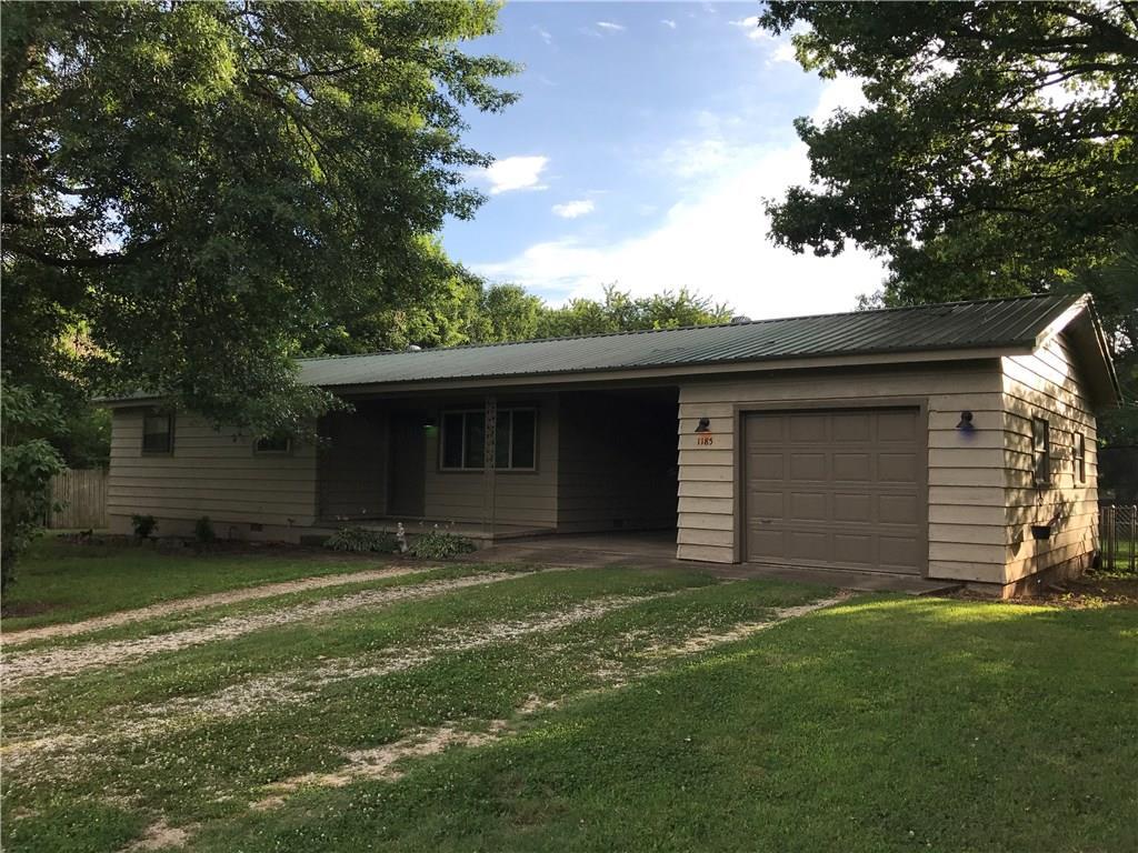 1185 Lake Sequoyah DR, Fayetteville, AR 72701