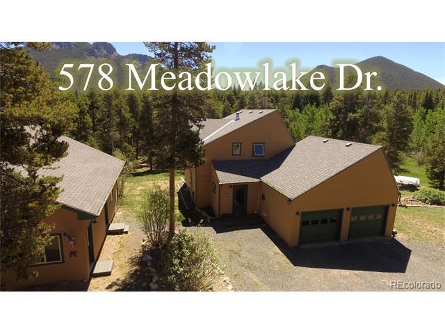 578 Meadowlake Drive, Black Hawk, CO 80422