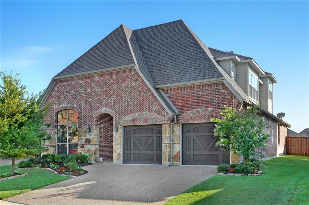 589 Deverson Drive, Rockwall, TX 75087