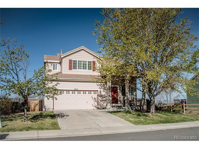5215 S Shawnee Street, Aurora, CO 80015