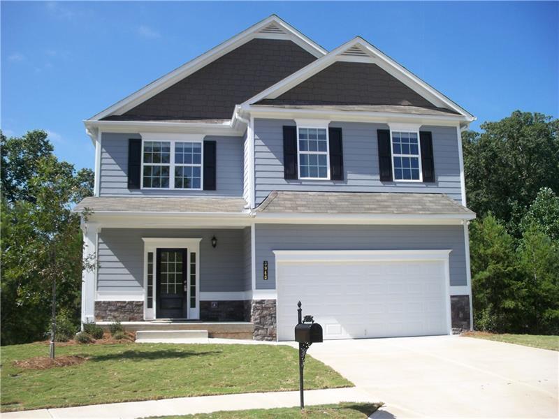 3940 Overlook Ridge Lane, Gainesville, GA 30507