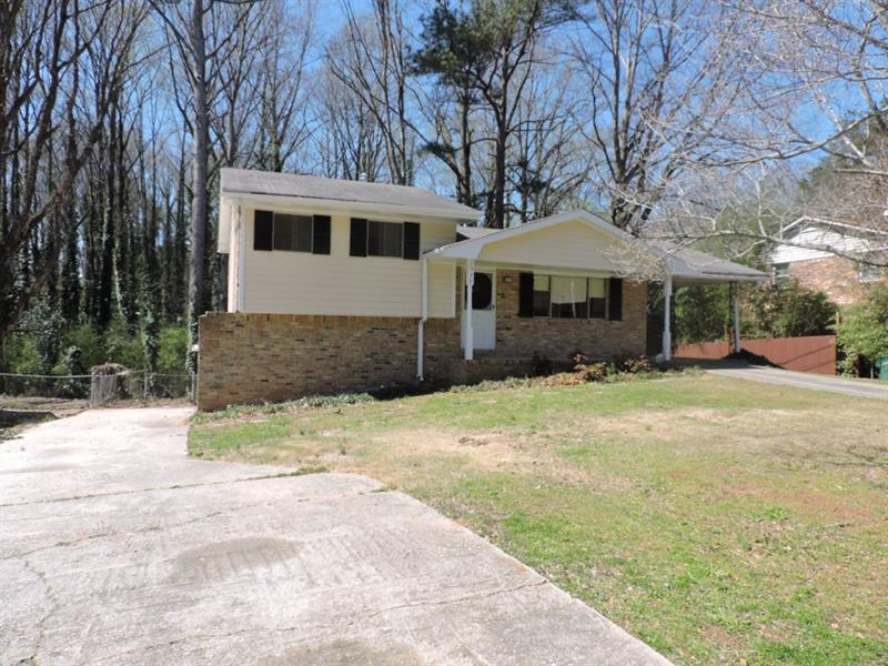 5937 Pinecreek Road, Forest Park, GA 30297