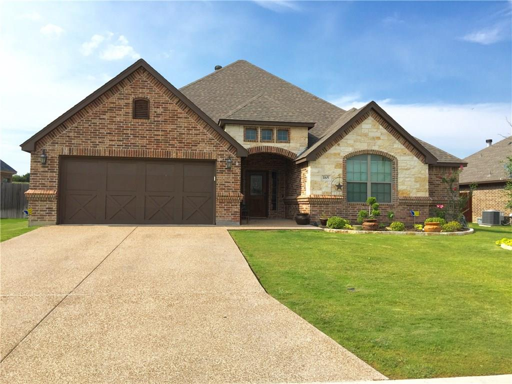 165 Camouflage Circle, Willow Park, TX 76008