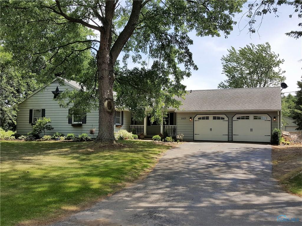 2423 CO RD E Road, Swanton, OH 43558
