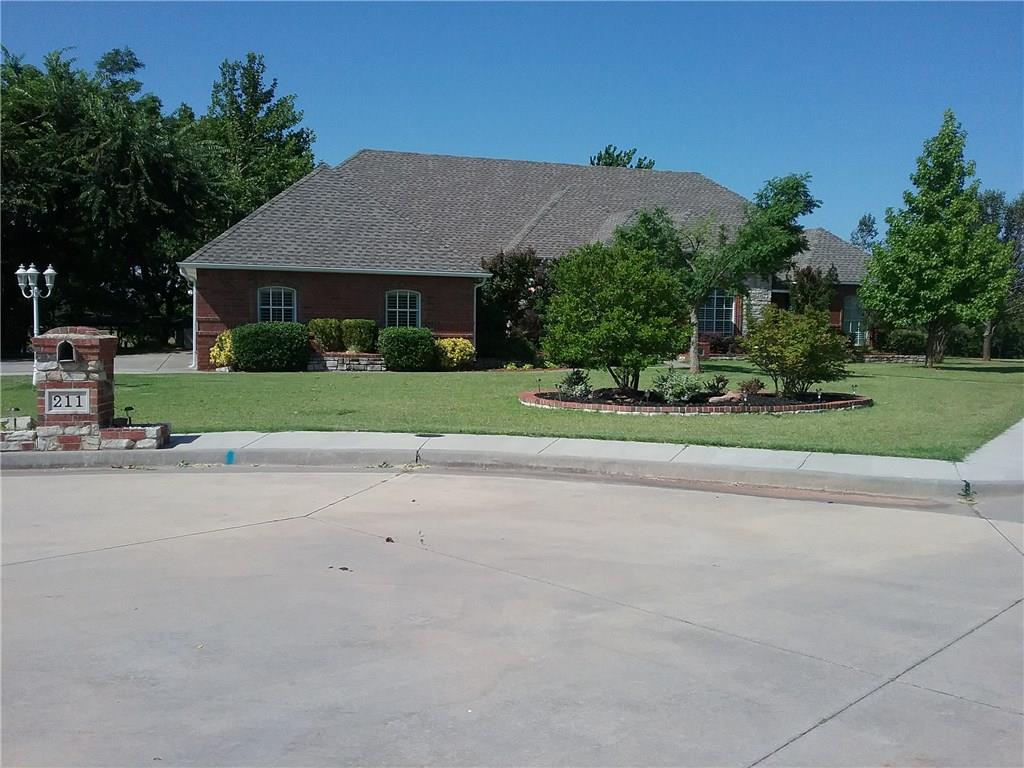211 S Nelson Drive, Mustang, OK 73064