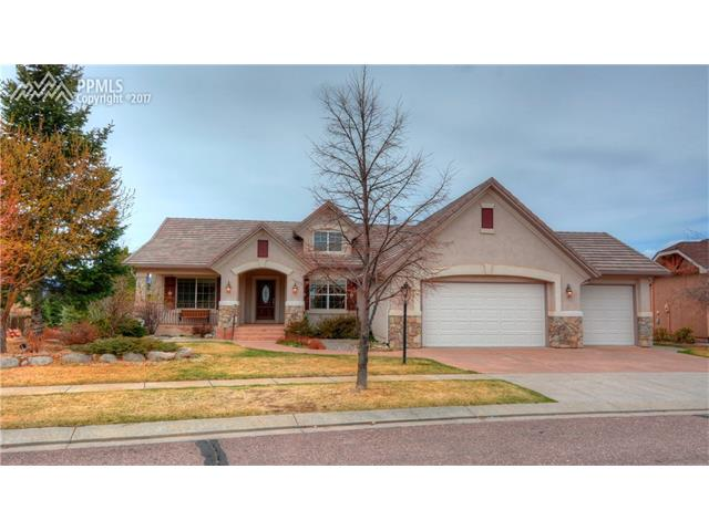 3368 Silver Pine Trail, Colorado Springs, CO 80920