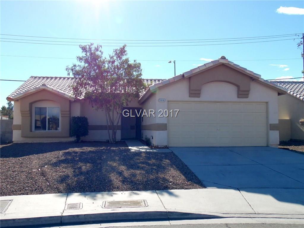 5019 DEL SHANNON Street, North Las Vegas, NV 89031